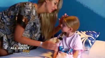 Oasis Hotels TV Spot, 'All About You: Families' - Thumbnail 8
