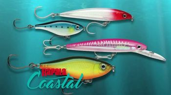 Rapala Coastal TV Spot, 'Unparalleled Lures' - Thumbnail 4