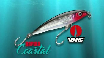Rapala Coastal TV Spot, 'Unparalleled Lures'