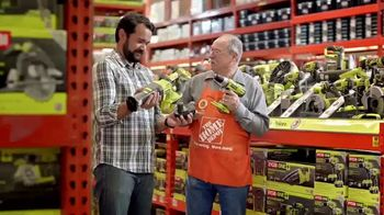 The Home Depot Father's Day Savings TV Spot, 'Toy Store: Husky' - Thumbnail 1
