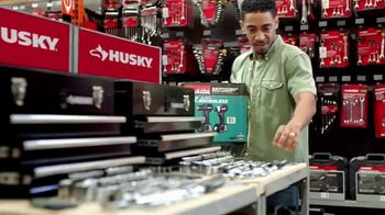 The Home Depot Father's Day Savings TV Spot, 'Toy Store: Husky' - Thumbnail 2