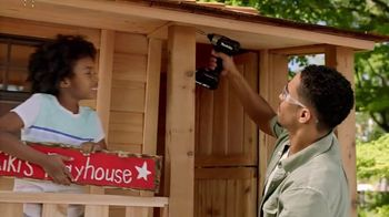 The Home Depot Father's Day Savings TV Spot, 'Toy Store: Husky' - Thumbnail 5