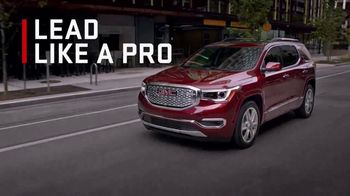 2017 GMC Acadia TV Spot, 'The Next Generation of SUV Has Arrived' [T2] - Thumbnail 6