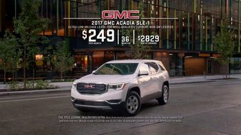 2017 GMC Acadia TV Spot, 'The Next Generation of SUV Has Arrived' [T2] - Thumbnail 8
