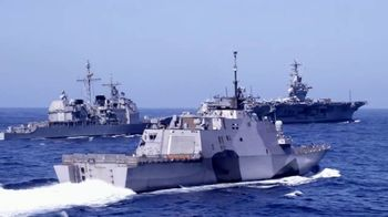U.S. Navy TV Spot, 'FX Network: Around the World, Around the Clock' - Thumbnail 2