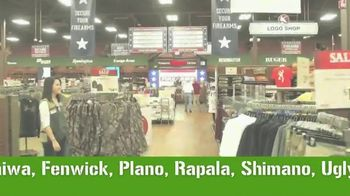Gander Mountain Going Out of Business Liquidation TV Spot, 'Everything' - Thumbnail 3