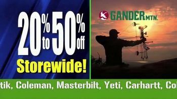 Gander Mountain Going Out of Business Liquidation TV Spot, 'Everything' - Thumbnail 5