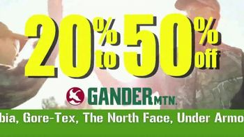 Gander Mountain Going Out of Business Liquidation TV Spot, 'Everything' - Thumbnail 7