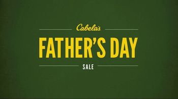 Cabela's Father's Day Sale TV Spot, 'Cabela's Bucks' - Thumbnail 3