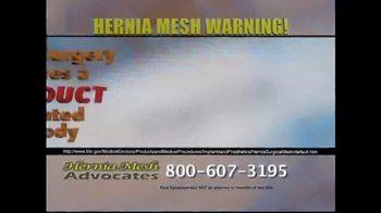 Hernia Mesh Advocates TV Spot, 'Health Complications' - Thumbnail 4