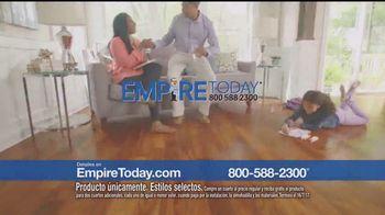 Empire Today Venta Compre Uno Reciba Dos Gratis TV Spot, 'Pisos' [Spanish] - Thumbnail 1