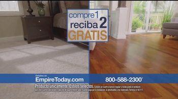 Empire Today Venta Compre Uno Reciba Dos Gratis TV Spot, 'Pisos' [Spanish] - Thumbnail 2