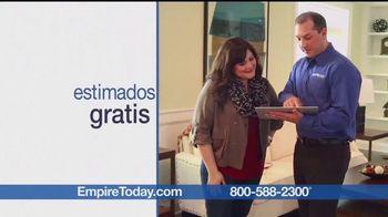 Empire Today Venta Compre Uno Reciba Dos Gratis TV Spot, 'Pisos' [Spanish] - Thumbnail 4