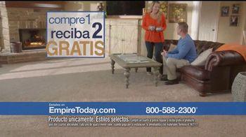 Empire Today Venta Compre Uno Reciba Dos Gratis TV Spot, 'Pisos' [Spanish] - Thumbnail 6