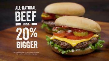 AmPm Cheeseburgers TV Spot, 'All Natural' - Thumbnail 7