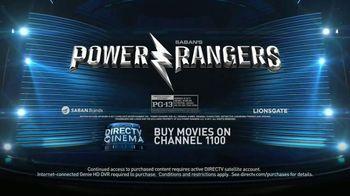 DIRECTV Cinema TV Spot, 'Power Rangers' - Thumbnail 7
