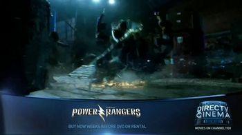 DIRECTV Cinema TV Spot, 'Power Rangers' - Thumbnail 3