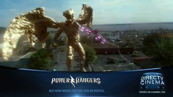DIRECTV Cinema TV Spot, 'Power Rangers' - Thumbnail 4