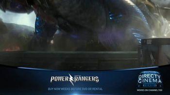 DIRECTV Cinema TV Spot, 'Power Rangers' - Thumbnail 5