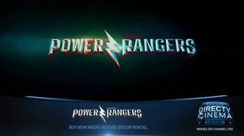 DIRECTV Cinema TV Spot, 'Power Rangers' - Thumbnail 6