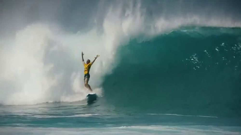 World Surf League App TV Commercial, 'Celebrate'