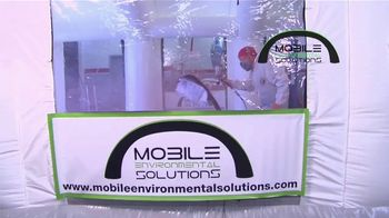 Mobile Environmental Solutions TV Spot, 'Mobile Paint Booth' - Thumbnail 4