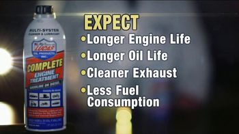 Lucas Oil Complete Engine Treatment TV Spot, 'Fuel Systems' - Thumbnail 6