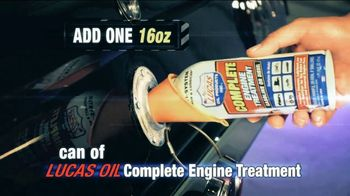Lucas Oil Complete Engine Treatment TV Spot, 'Fuel Systems' - Thumbnail 2