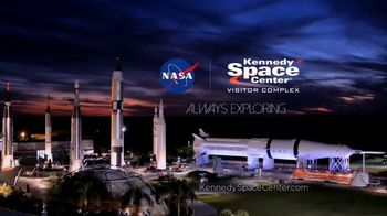 Kennedy Space Center Visitor Complex TV Spot, 'Astronaut Encounter' - Thumbnail 10