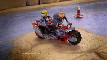 Mega Construx Despicable Me 3 TV Spot, 'From Land to Air' - Thumbnail 5
