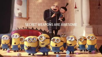 XFINITY X1 TV Spot, 'Despicable Me 3: Secret Weapon' - Thumbnail 6