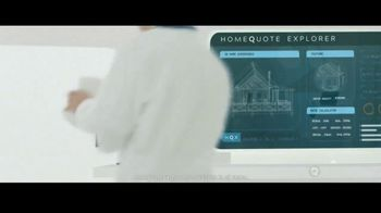 Progressive HomeQuote Explorer TV Spot, 'Heightened Security' - Thumbnail 3