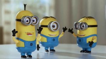 Despicable Me 3 Talking Minions TV Spot, 'Get Your Fill of Fun' - Thumbnail 3