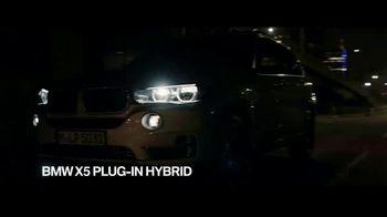 2017 BMW X5 xDrive40e iPerformance TV Spot, 'Dual Engine Technology' [T2] - Thumbnail 4