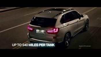 2017 BMW X5 xDrive40e iPerformance TV Spot, 'Dual Engine Technology' [T2] - Thumbnail 5