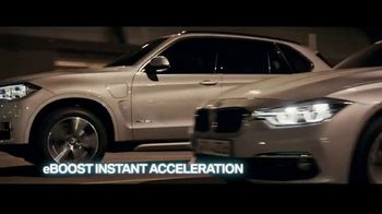 2017 BMW X5 xDrive40e iPerformance TV Spot, 'Dual Engine Technology' [T2] - 310 commercial airings