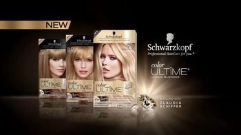 Schwarzkopf Color Ultime TV Spot, 'Shines Like a Diamond: Blue Conditioner' - Thumbnail 9