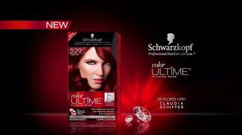 Schwarzkopf Color Ultime TV Spot, 'Shines Like a Diamond: Blue Conditioner' - Thumbnail 4