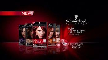 Schwarzkopf Color Ultime TV Spot, 'Shines Like a Diamond: Blue Conditioner' - Thumbnail 7