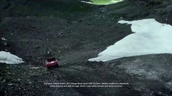 2017 Range Rover Sport TV Spot, 'Driven Challenges: Inferno Downhill' [T2] - Thumbnail 5