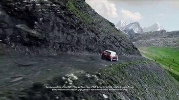 2017 Range Rover Sport TV Spot, 'Driven Challenges: Inferno Downhill' [T2] - Thumbnail 6