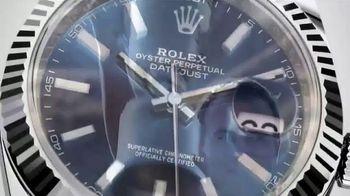 Rolex Oyster Perpetual Datejust 41 Watch TV Spot, '2017 U.S. Open' - Thumbnail 8