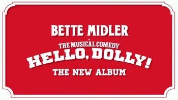 Hello, Dolly! (New Broadway Cast Recording) thumbnail