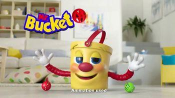 Mr. Bucket TV Spot, 'Let's Play' - Thumbnail 1