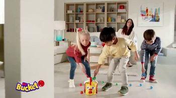 Mr. Bucket TV Spot, 'Let's Play'