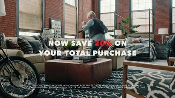 Ethan Allen TV Spot, 'Design Your Look Today: Save 20%' - Thumbnail 10