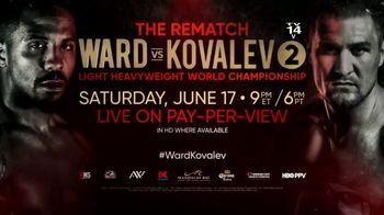 XFINITY On Demand TV Spot, 'Ward vs. Kovalev 2: The Rematch' - Thumbnail 5