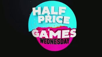 Dave and Buster's TV Spot, 'Half Price Games Wednesday: Why Wait?'