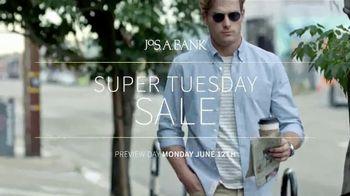JoS. A. Bank Super Tuesday Sale TV Spot, 'Suits, Shirts and Pants' - Thumbnail 1