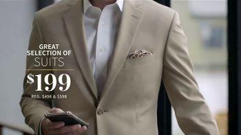 JoS. A. Bank Super Tuesday Sale TV Spot, 'Suits, Shirts and Pants' - Thumbnail 3